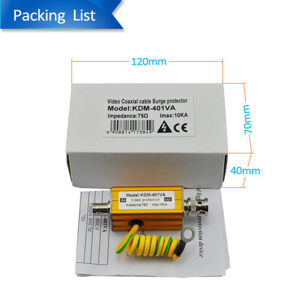KDM-401A packing list.jpg