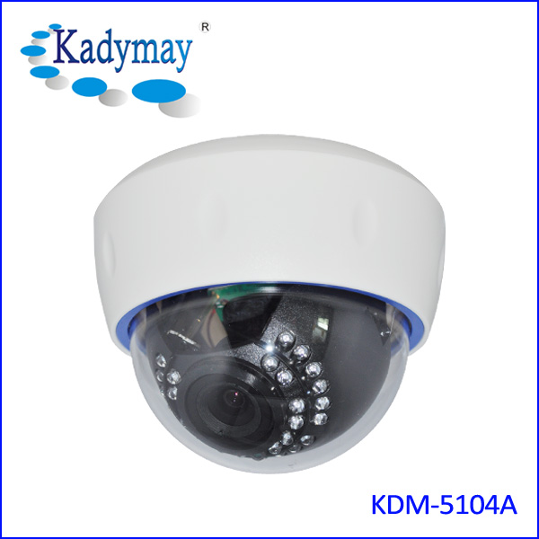 KDM-5104A HD-AHD 30M IR 2.8-12MM 1MP Camera