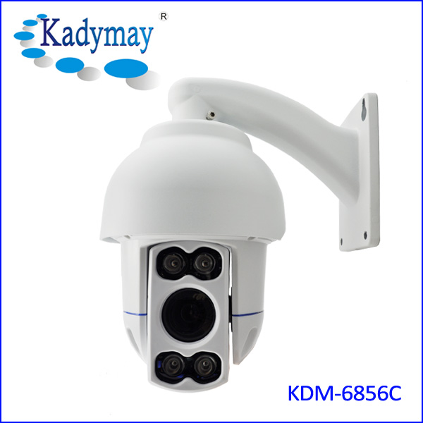 10X Outdoor PTZ Speed Dome IP Camera KDM-6856C
