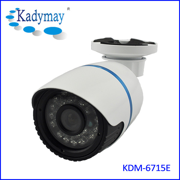 1.0Megapixels IR  Waterproof IP Camera KDM-6715E